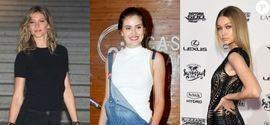 """Camila Queiroz afirma: """"Meu ícone fashion é a Gisele Bündchen"""""""