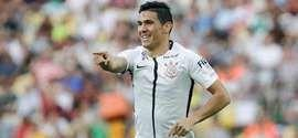 Corinthians vence o Fluminense durante jogo no Maracanã
