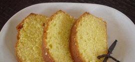 REVISTA MN: Aprenda a fazer um delicioso bolo de baunilha