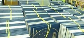 Casa da Moeda volta a produzir passaportes após 1 mês de suspensão