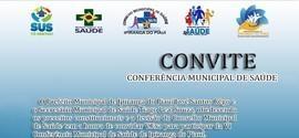 SEMSA de Ipiranga Vai Realizar VI Conferência Municipal de Saúde
