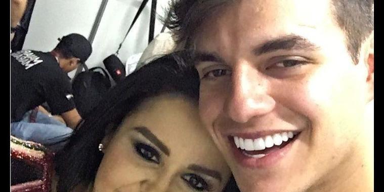 Maraísa e ex-BBB Antônio são flagrados em clima de romance; vídeo