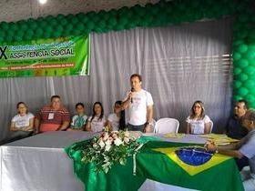 Conferência de Assistência Social é realizada em São Pedro do Piaui