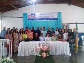 Dom Expedito Lopes realiza VIII Conferência Municipal de Saúde