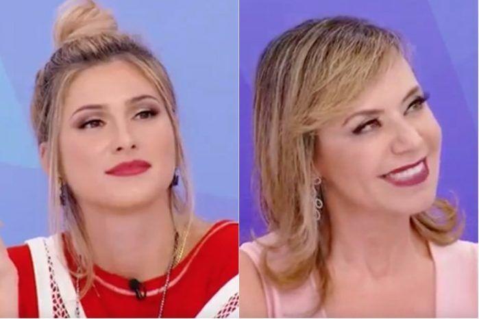 Flor x Livia Andrade: amigas ou rivais?