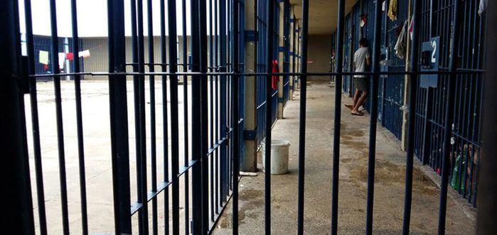 De acordo com o levantamento, o número de presos no Piauí cresce 6,8% ao ano (Crédito: Reprodução)