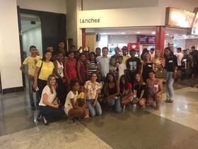 Crianças Tem Dia De Lazer Promovido Pelo Cras São Pedro do Piauí