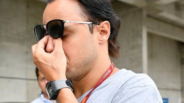 Felipe Massa (Crédito: AFP)