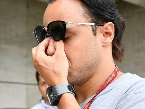 Massa passa mal durante treino na Hungria e é levado ao hospital