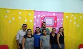 Secretária participa de reunião na cidade de Barra D'Alcantara