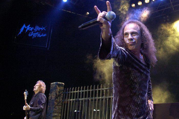 Ronnie James Dio (Crédito: Reprodução)