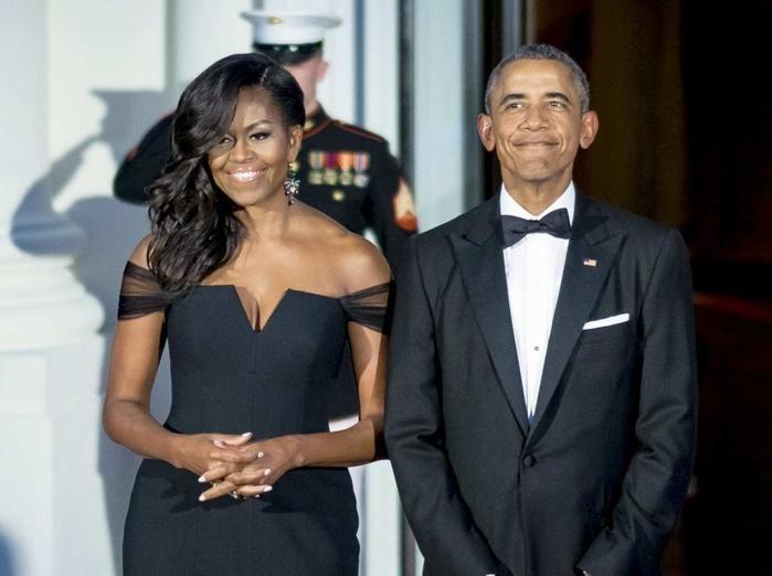 Michelle Obama pode ganhar cerca de 80 milhões com divórcio