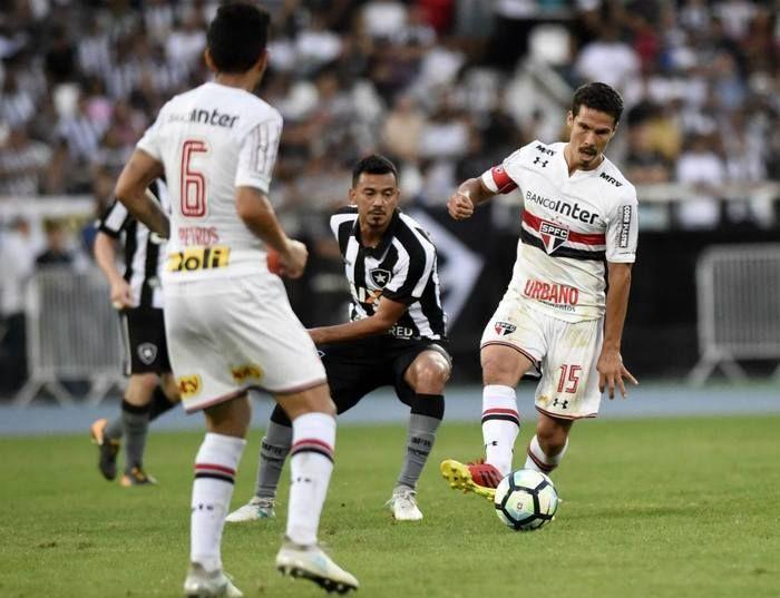 Hernanes marcou um gol em sua reestreia pelo São Paulo (Crédito: Reprodução)