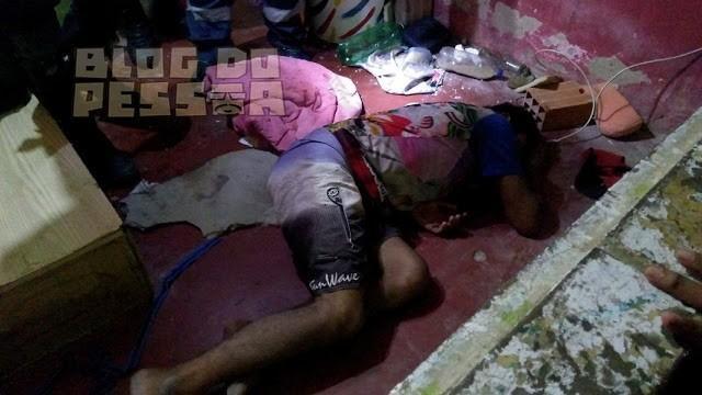 Jovem é baleado após discussão com desafeto em Parnaíba