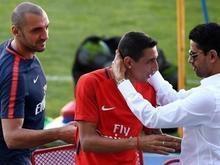 PSG pode incluir Di María em proposta pelo craque Neymar, do Barça