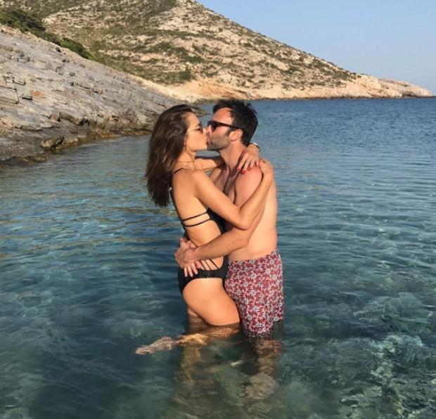 Alessandra Ambrósio deixou marido animadinho