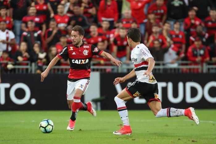 Everton Ribeiro (Crédito: Reprodução)