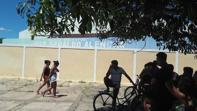 Homem é encontrado morto dentro de ginásio em Parnaíba