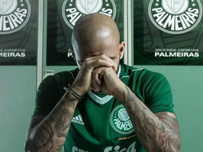 Fim da linha: Felipe Melo não joga mais pelo Palmeiras