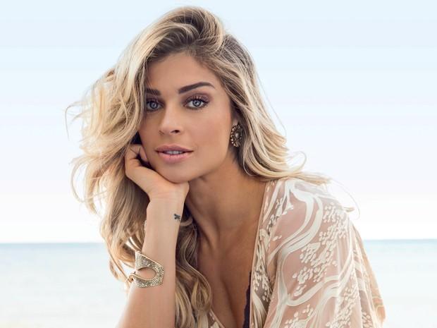 Grazi revela que foi hostilizada por atores veteranos da Globo