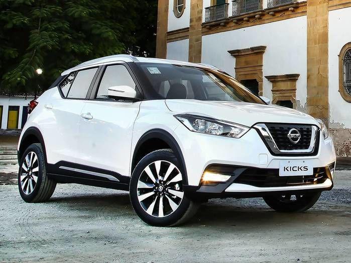 Confira as versões e equipamentos do Nissan Kicks brasileiro