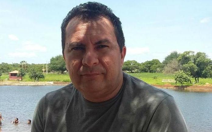 Major Mayron Moura Soares, comandante do 1º batalhão da Polícia Militar (BPM)