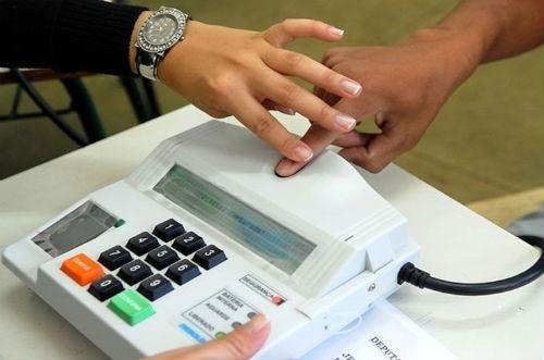 Recadastramento biométrico eleitoral
