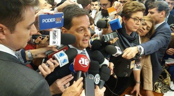 Deputado Sergio Zveiter (PMDB-RJ)