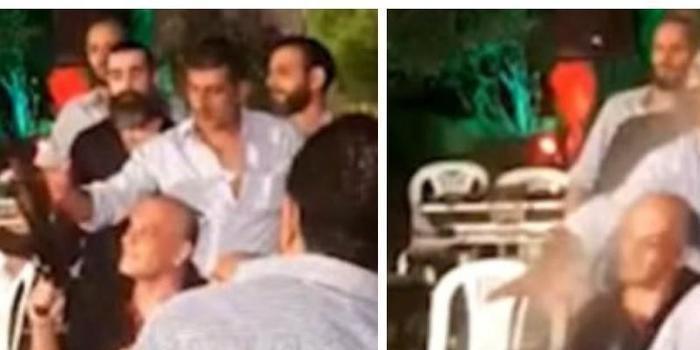 Noivo atira em fotógrafo durante festa de casamento; confira