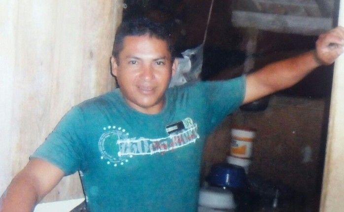 José Sebastião morreu no local da discussão.  (Crédito: Kairo Amaral)