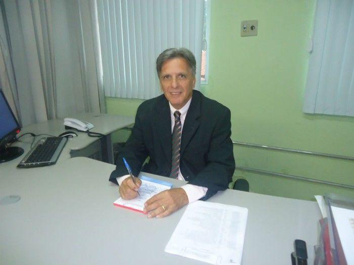 Renato Berger, secretário de Esportes