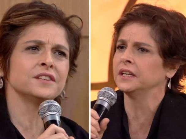 """Drica Moraes é criticada após comentar:""""Ninguém tolera a barriga"""""""