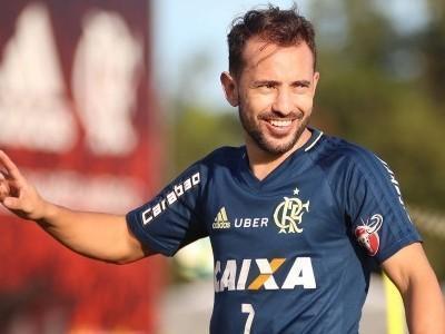 Sem Guerrero e Diego, Fla aposta em Éverton Ribeiro para vencer