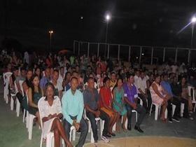 Casamento comunitário é realizado em Santo Inácio