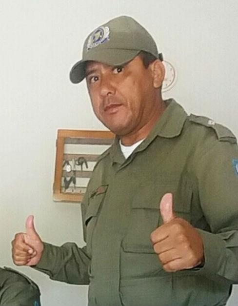 Sebastião Monteiro (Crédito: Divulgação/PM)