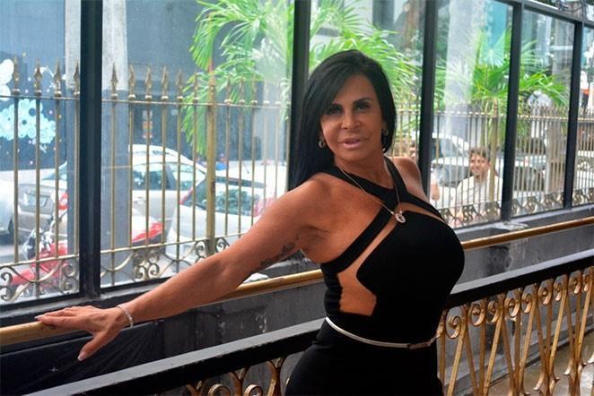 Gretchen declara que Katy Perry vem ao Brasil em dezembro