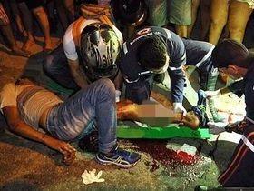 Suposto mototaxista é baleado ao tentar roubar mulher em Parnaíba
