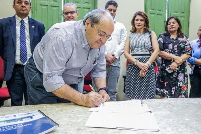 Sílvio Mendes, presidente da FMS (Crédito: Roberta Aline)