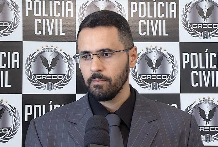 Delegado do GRECO, Kledson Ferreira