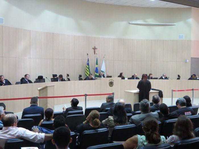 Tribunal de Contas do Estado (TCE-PI)  (Crédito: Divulgação)