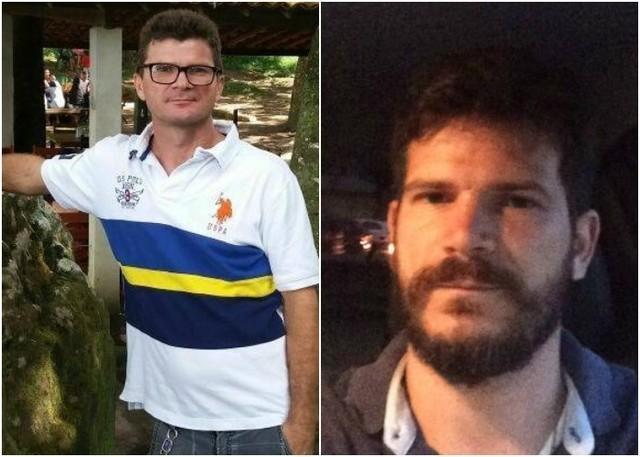 Domingos Ximenes e o sobrinho  Bruno Vieira de Lima (Crédito: Divulgação)