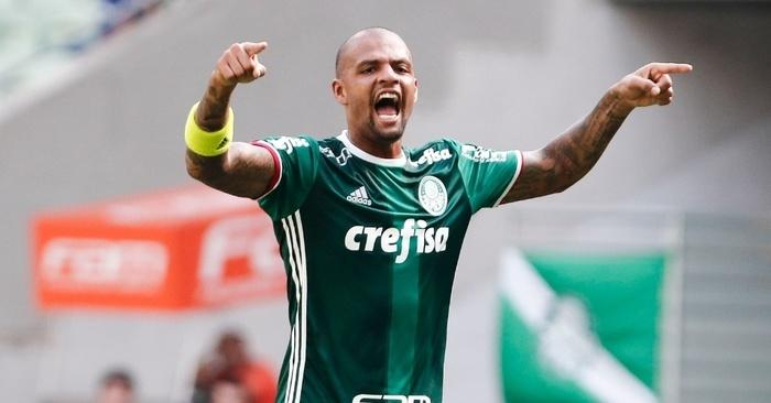 Felipe Melo deixa o Palmeiras (Crédito: Divulgação)