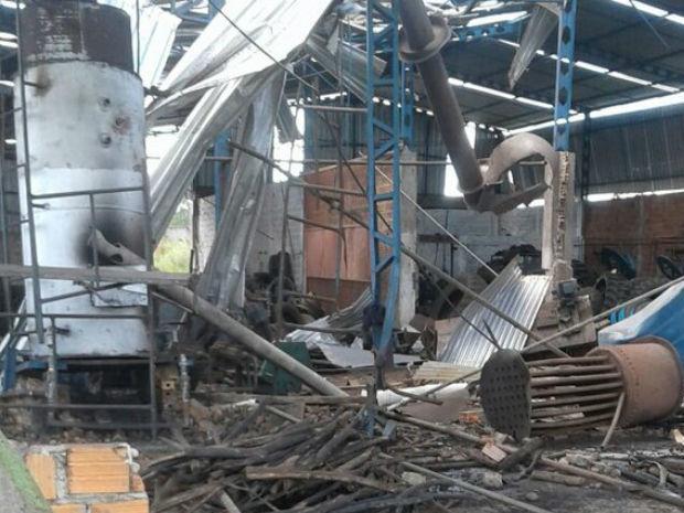 Dois morrem durante explosão em vulcanizadora na BR-316 em Bacabal
