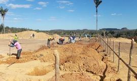 Prefeitura retoma construção de creche no bairro Mucambo