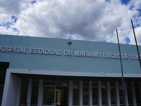 Florentino Neto Visita Obra de Reforma do Hospital no Norte do PI