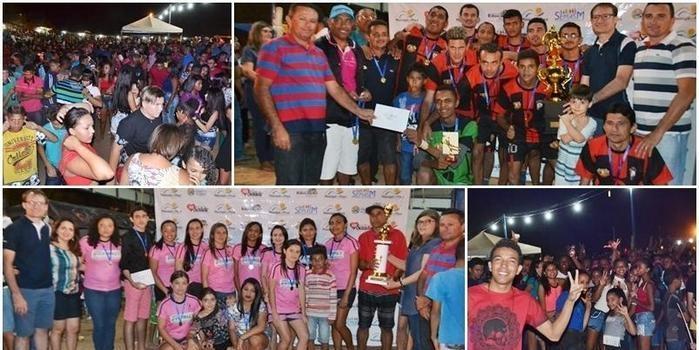 IX Festival de Férias atrai grande público ao Rio Boa Esperança