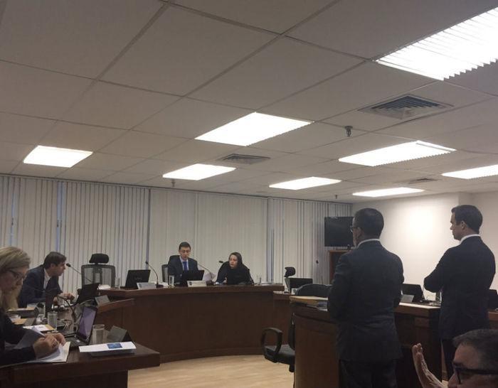 Recurso do Vasco foi julgado na manhã desta quinta-feira (Crédito: GE)