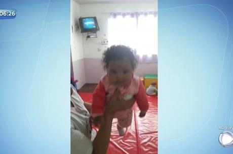 Bebê de quatro meses morre sufocada em creche