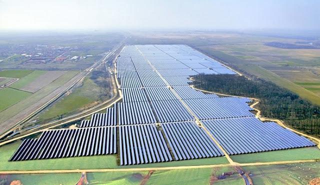 Pi Instala A Maior Usina De Energia Fotovoltaica Da