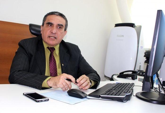 Juiz José Olindo (Crédito: Tjpi)